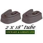 18 x 1.75/2.125 INNER TUBE (SV)