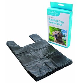 ASHLEY 72 PACK OF SCENTED DOG WASTE BAGS