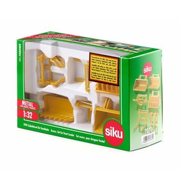 Siku SIKU ACCESS  SET FOR FRONT LOADER 1:32
