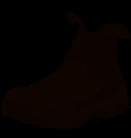 CHUKKA BOOT STEEL TOE TOECAP SAFETY BOOTS SLIP ON SIZE 44 (10) BROWN