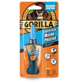Gorilla GORILLA SUPERGLUE 5g MICRO PRECISE