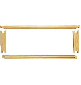 Bar Frames Standard Deep Self Space - (Bee Keeping Equipment)