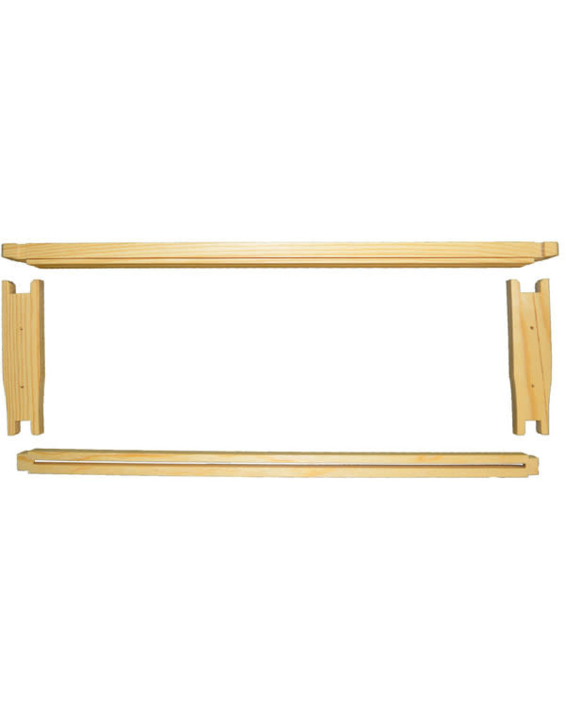 Bar Frames Shallow Self Space - (Bee Keeping Equipment)