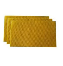 B.S Shallow Wax Wired 10 - (Bee Keeping Equipment)