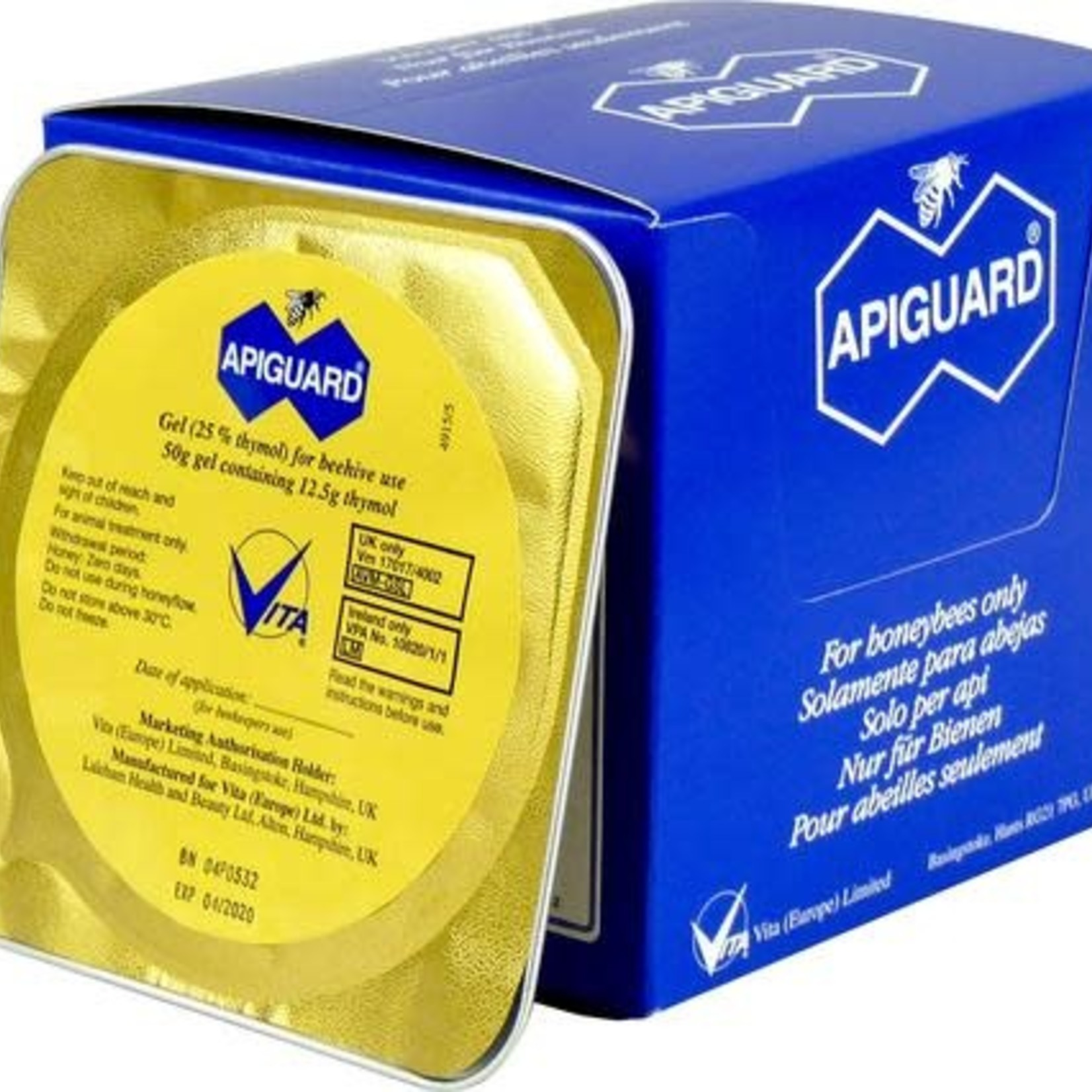 Apiguard - (Bee Keeping Equipment)