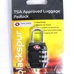 Blackspur BLACKSPUR TSA APPROVED LUGGAGE PADLOCK