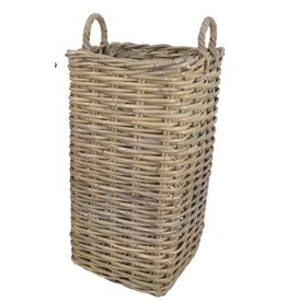 MANOR MARRIOTT RATTAN BASKET LARGE