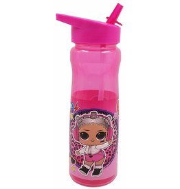 LOL SURPRISE PINK ROCK SPORTS BOTTLE - 600ML