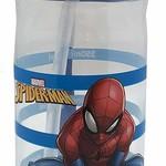 MARVEL SPIDERMAN WATER TRACKER DRINKS BOTTLE - 500ML