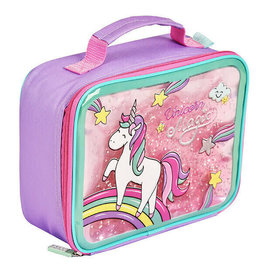 POLAR GEAR RAINBOW UNICORN MUNICH COOL LUNCH BAG
