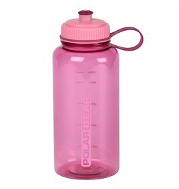 POLAR GEAR GYM SPORTS DRINK BOTTLE Berry - 1 LITRE