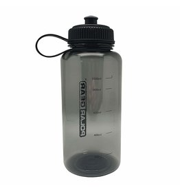 POLAR GEAR GYM SPORTS DRINK BOTTLE BLACK - 1 LITRE