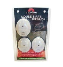 Rentokil Rentokil Beacon Mouse & Rat Repeller 3's