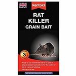 Rentokil Rentokil Rat Killer Grain Bait - 3 Sachet
