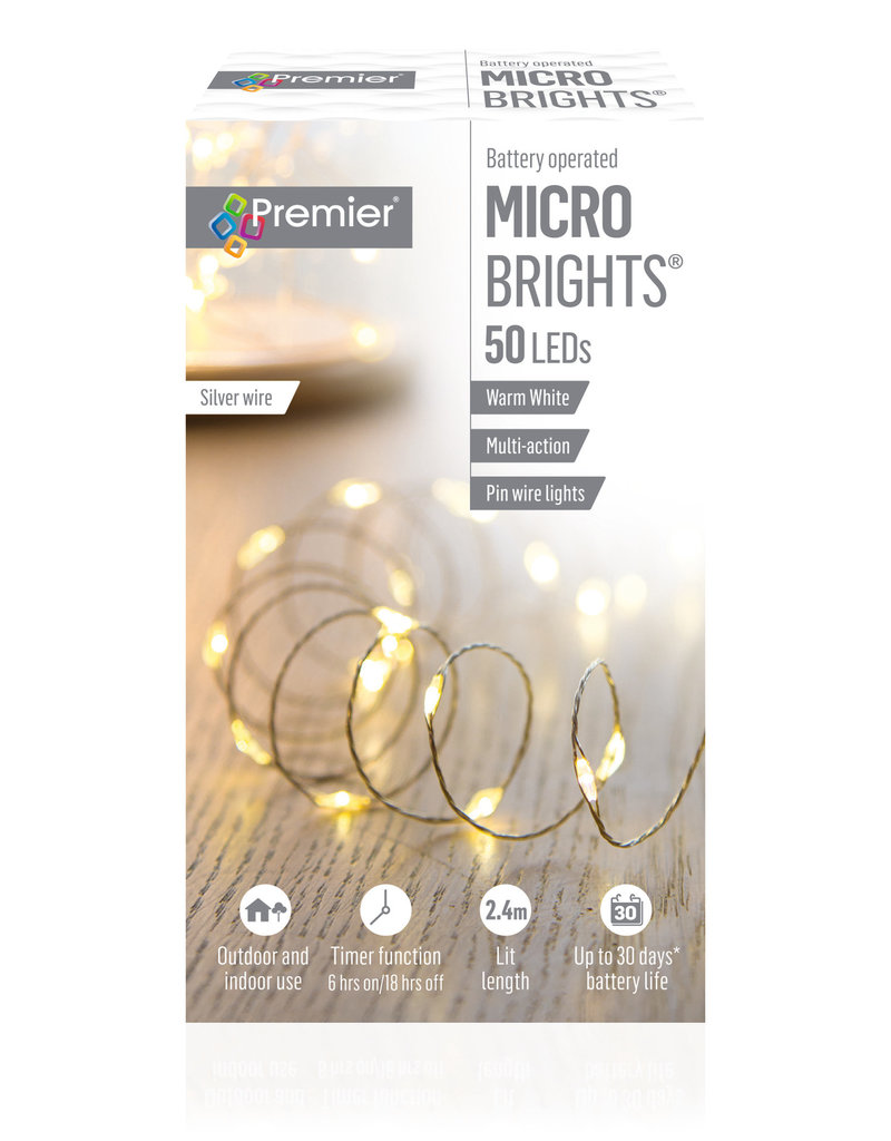 50 BO M-A MicroBrights. WW with Timer