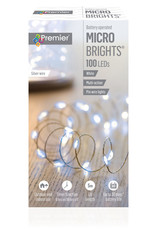 100 BO M-A MicroBrights.White with Timer