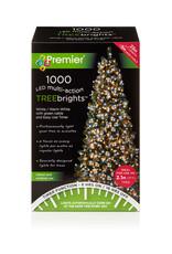 1000 M-A Led TreeBrights Timer White Warm White mix
