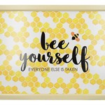 Kitchen Craft CREATIVE TOPS BEE YOURSELF LAPTRAY