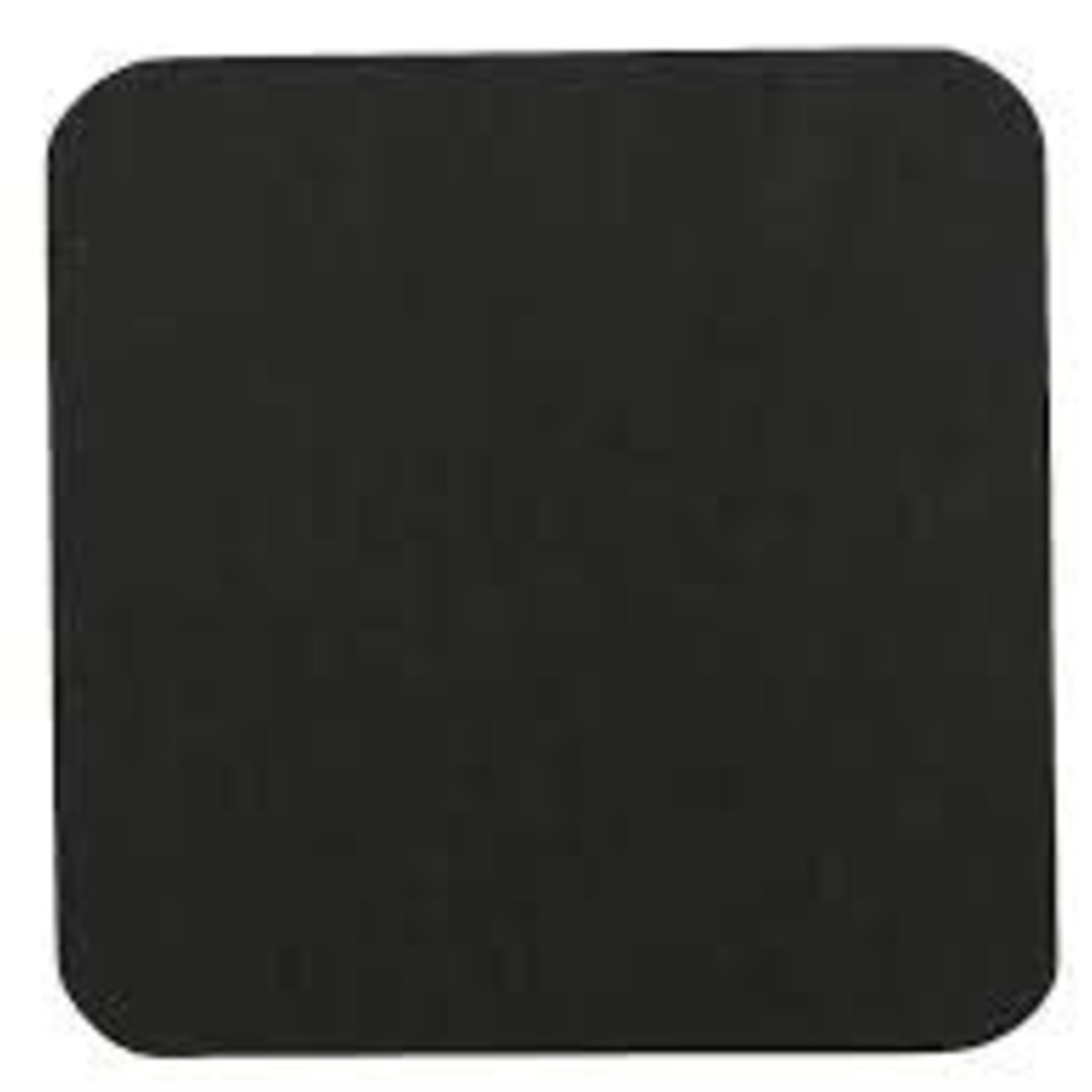 Kitchen Craft CREATIVE TOPS NATURALS PACK OF 4 WOODEN COASTERS BLACK