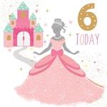 Portfolio Cards SM/6 Today Girl Princess Card