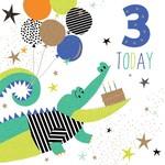 Portfolio Cards SM/3 Today Boy Croc Card