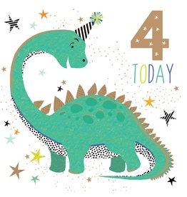 Portfolio Cards SM/4 Today Boy Dino Card