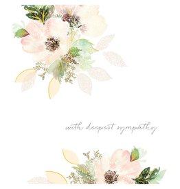 Portfolio Cards SM/Sympathy Flowers Card