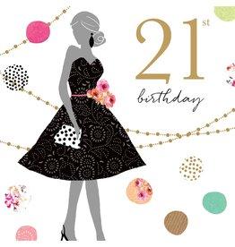 Portfolio Cards SM/21st Little Black Dress Card