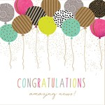 Portfolio Cards SM/Amazing News Balloons Card