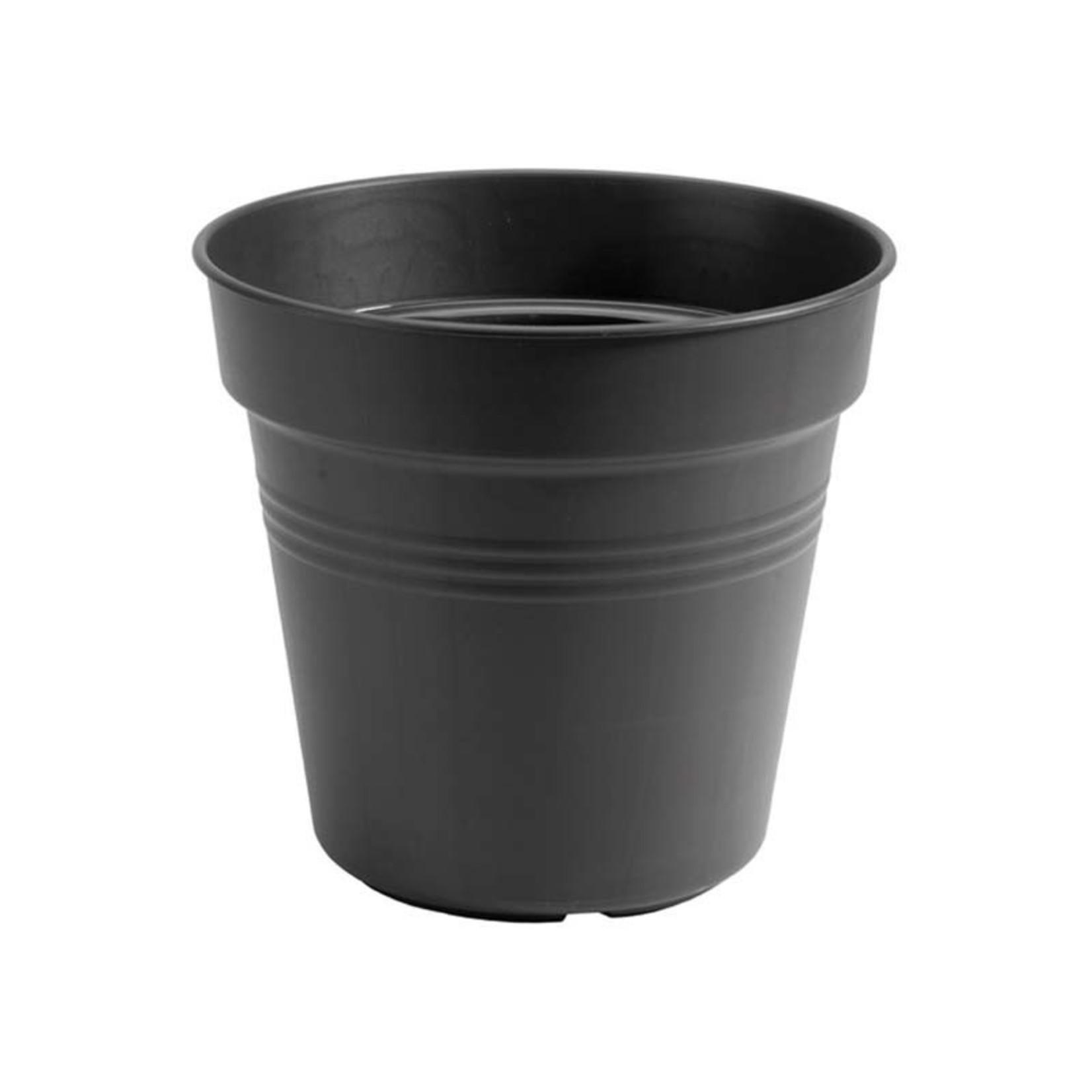 Elho Elho Grow Pot 11Cm Living Black