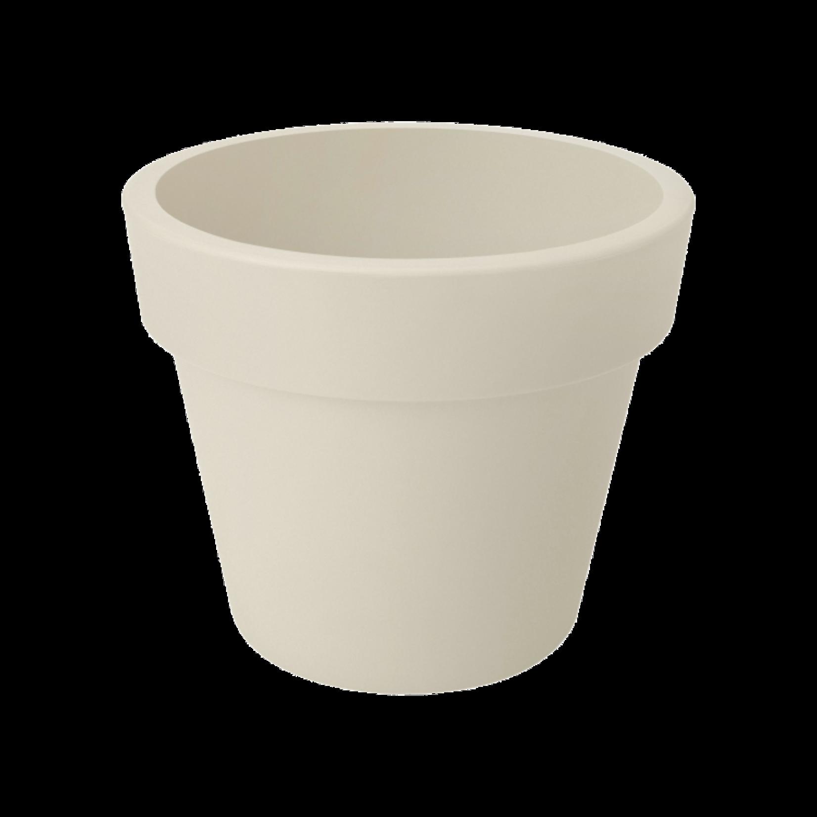 Elho Elho Top Planter 30Cm Cotton White