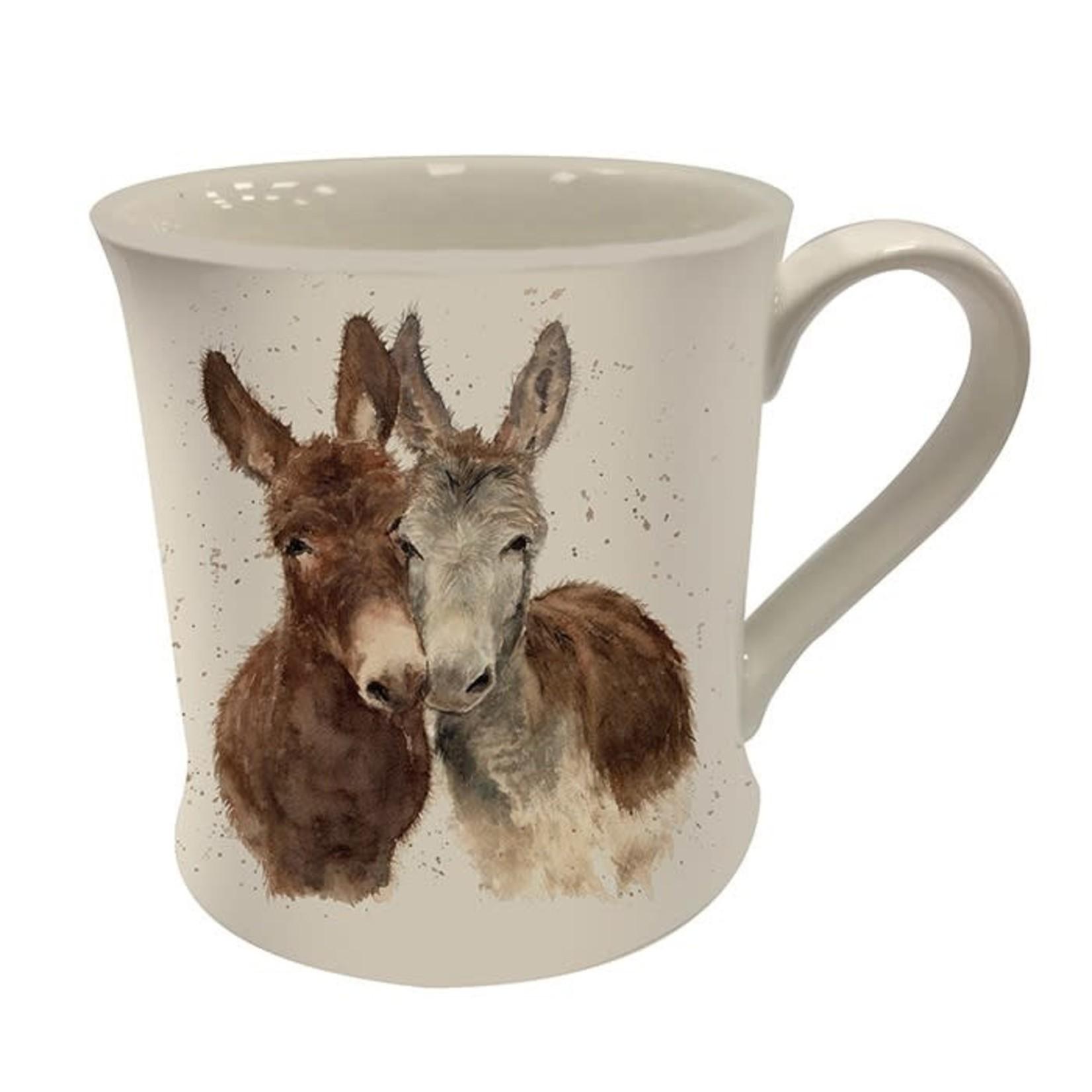 Bree Merryn Bree Merryn Mug Jack & Diane Donkeys