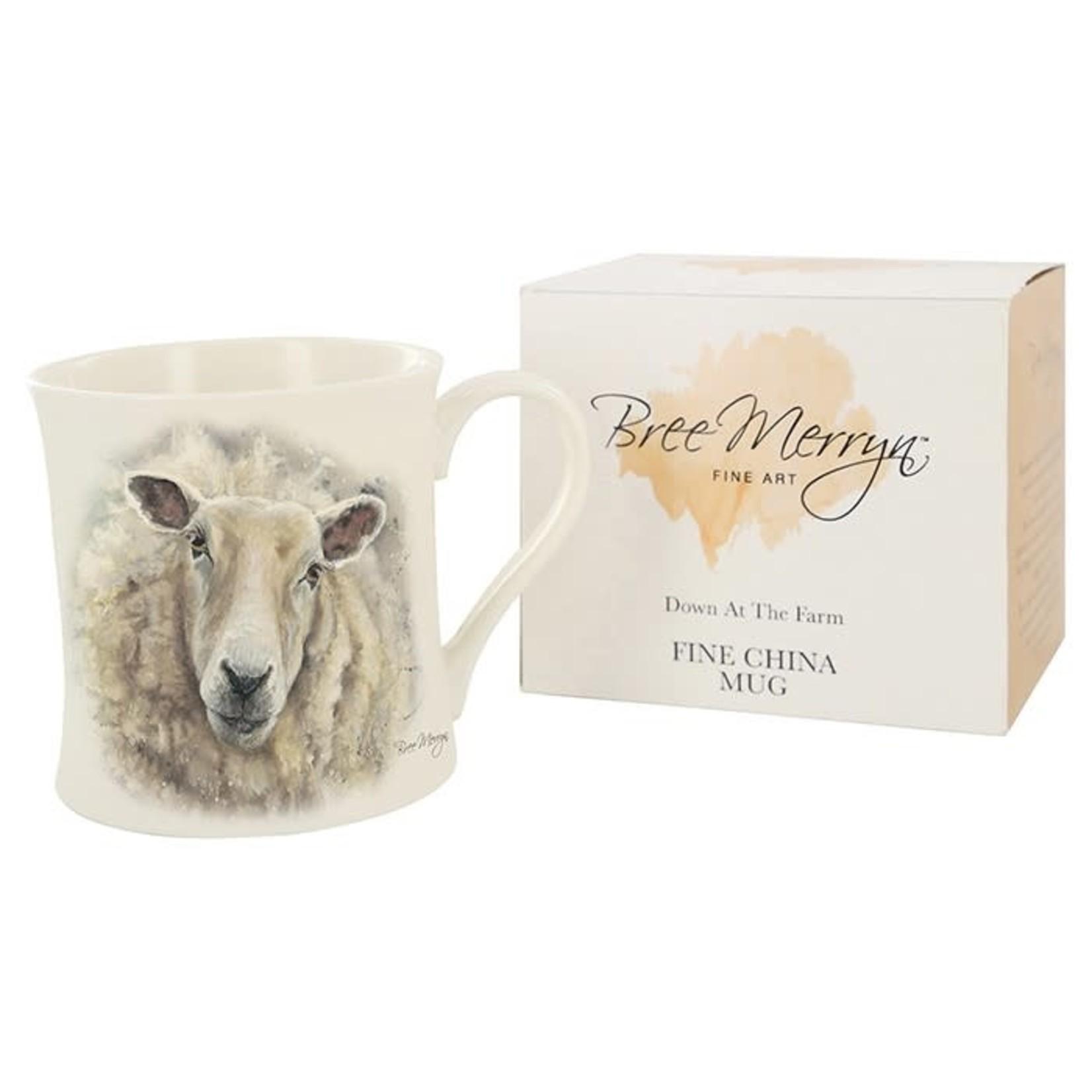 Bree Merryn Bree Merryn Sheila Sheep Mug