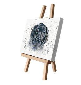 Bree Merryn LUNA CANVAS CUTIE PICTURE 15x20cm - DOG