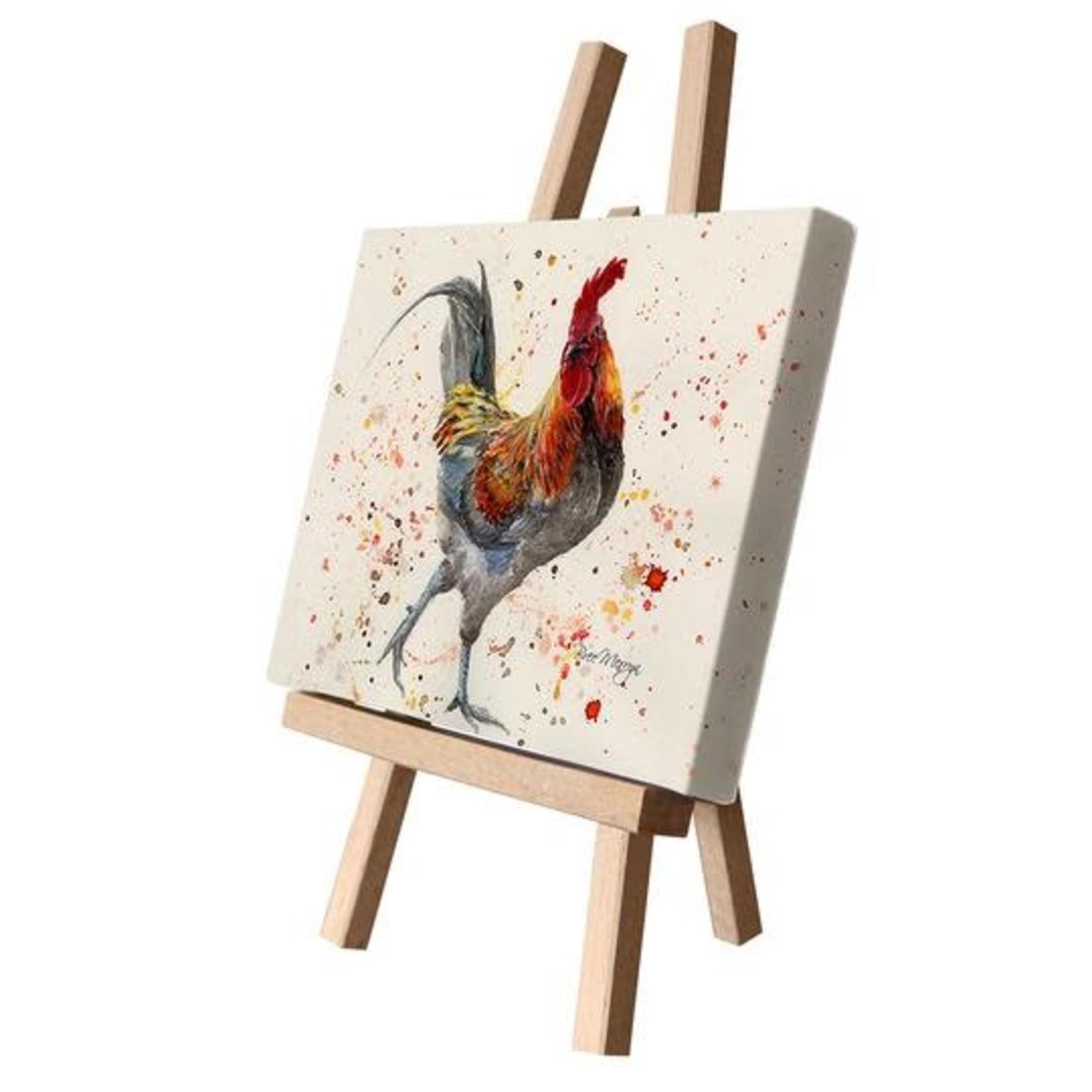 Bree Merryn Carl Canvas Cutie 15 x 20 - Cockerel