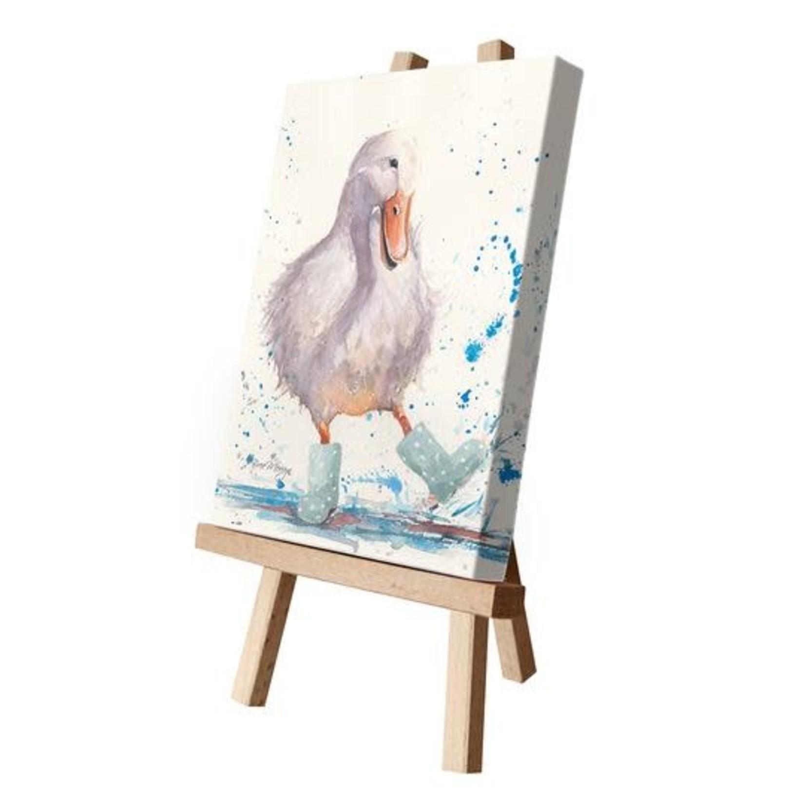 Bree Merryn Deirdre Canvas Cutie 15 x 20 - Duck