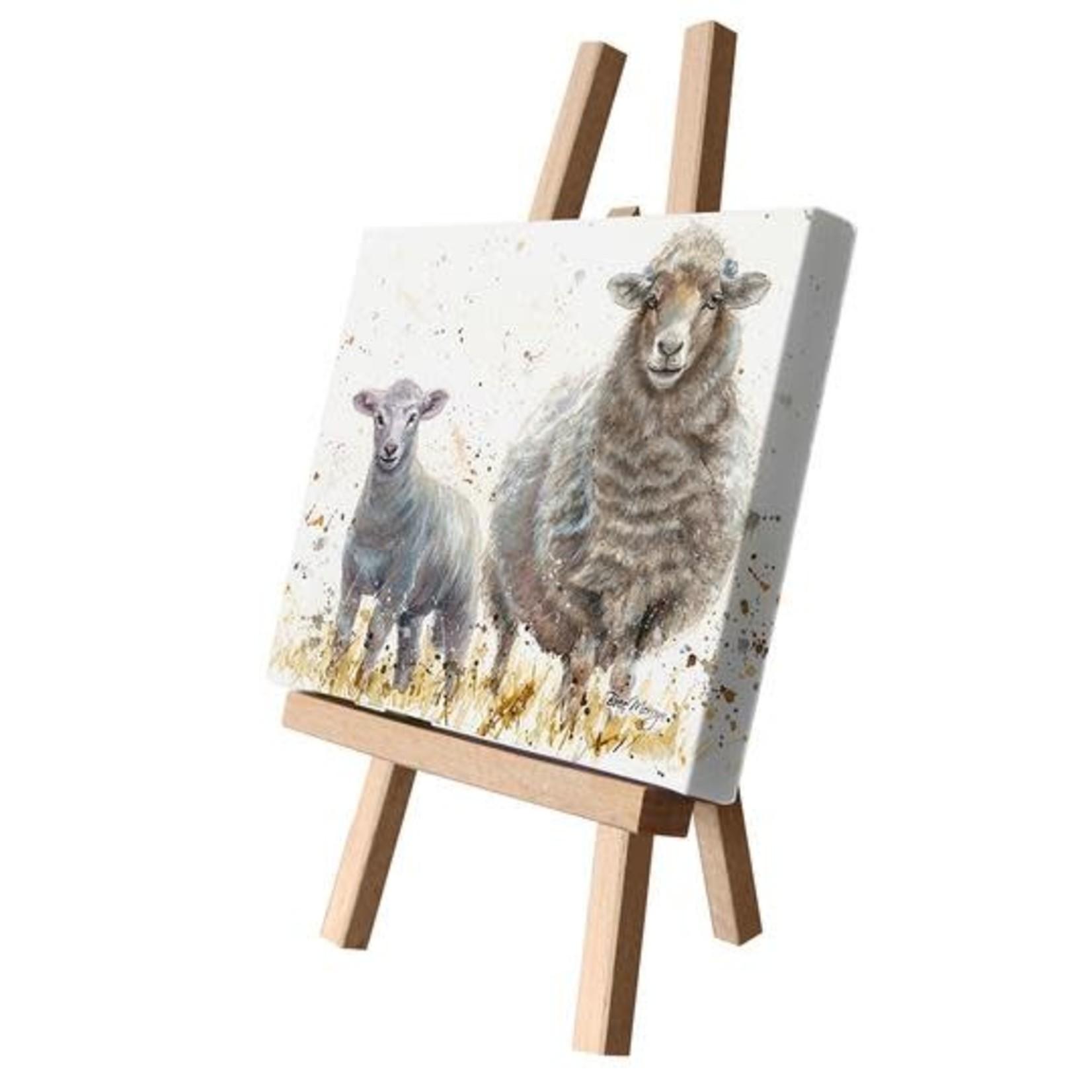 Bree Merryn Ewe Beauties Canvas Cutie 15 x 20 - Sheep