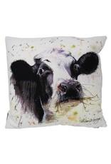 Bree Merryn Clover / Grey Tweed Cushion Feather 43cm
