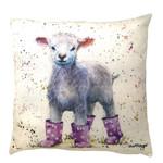 Bree Merryn Lottie Cushion Feather 43cm  - Lamb