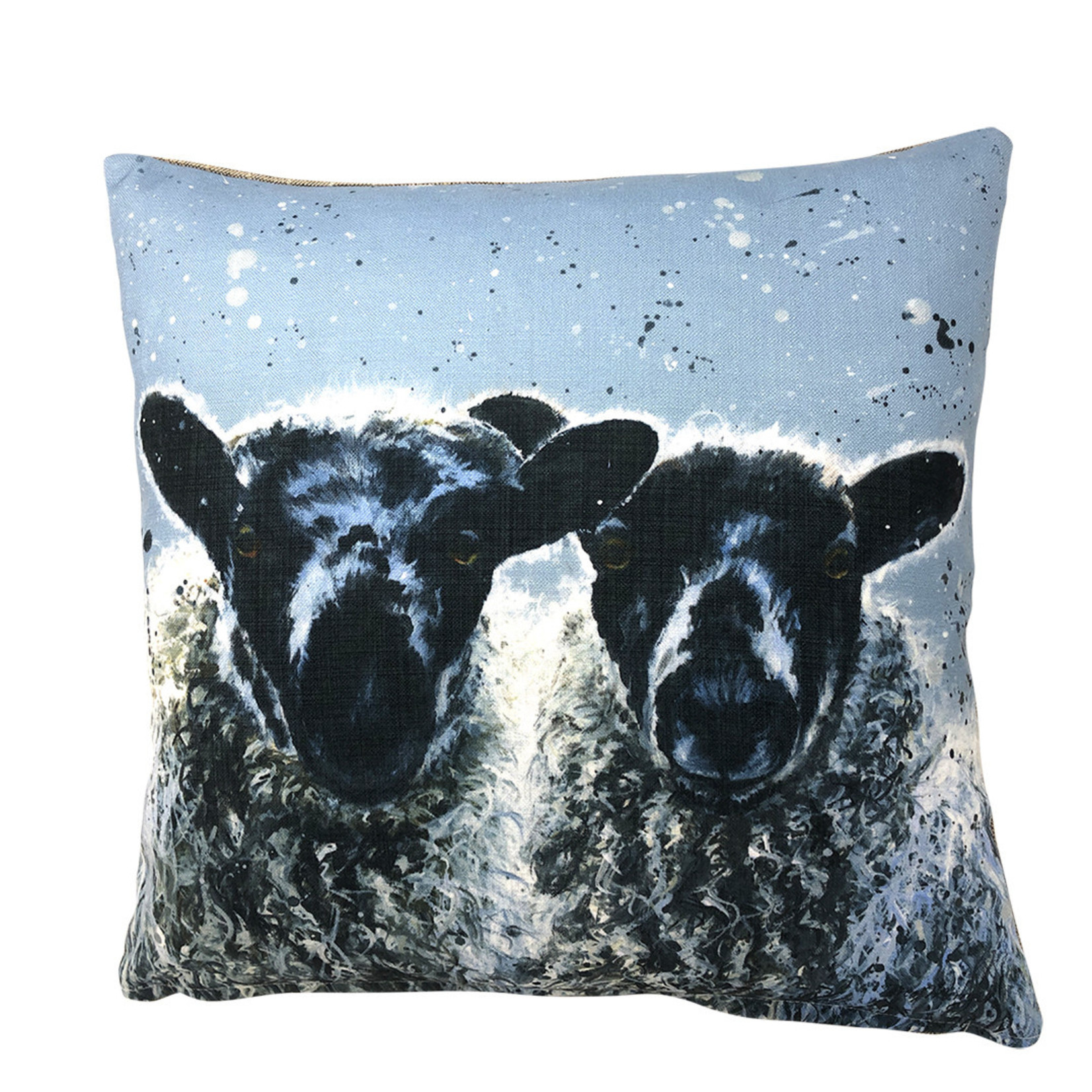 Bree Merryn Barbara and Ann Cushion Feather 43cm - Sheep