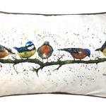Bree Merryn Special Branch Luxury Cushion 40x60cm - Birds