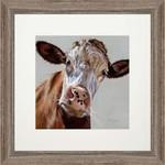 Bree Merryn Delilah DarkWood Frame 48cm - Cow
