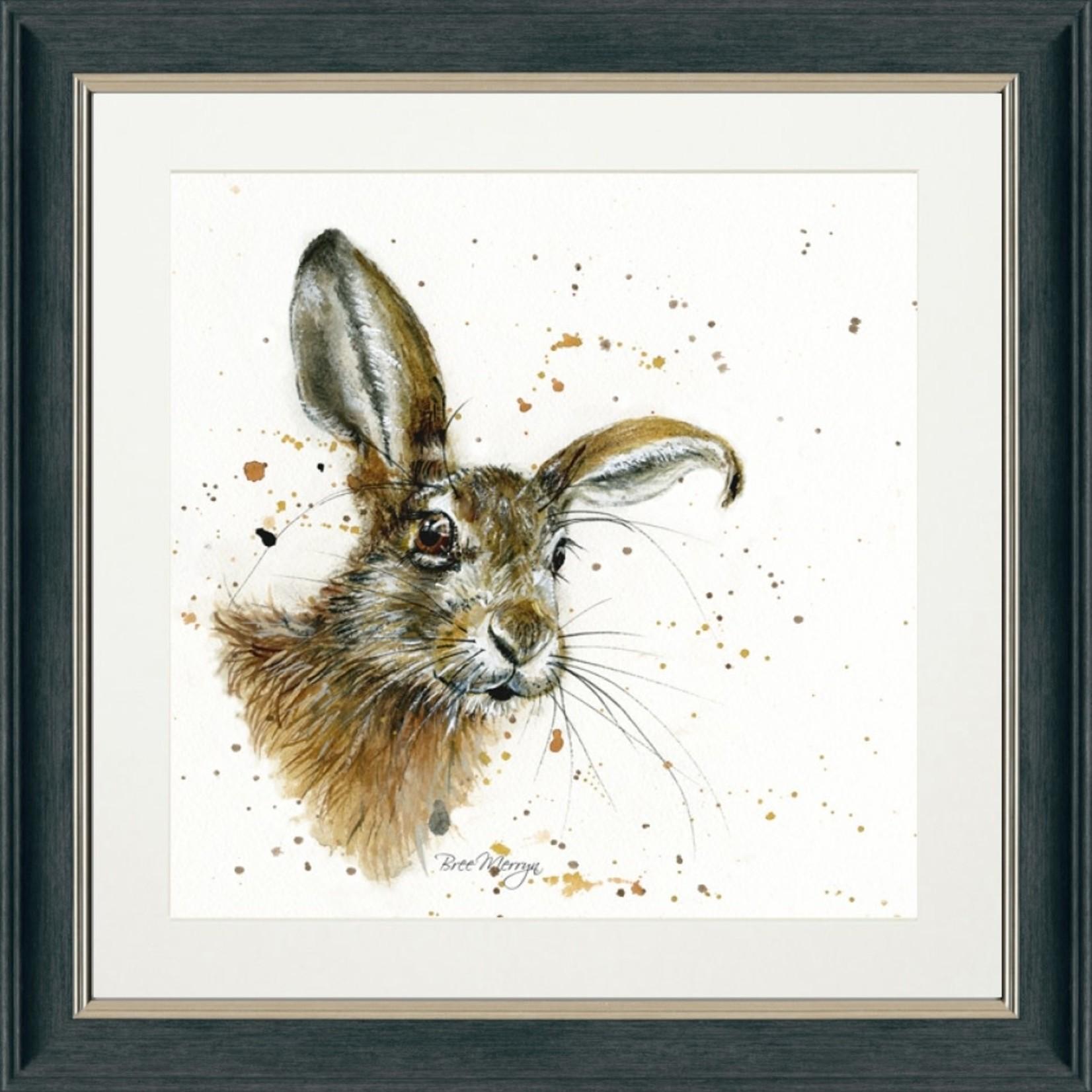 Bree Merryn Hamilton Charcoal Frame 48cm - Hare