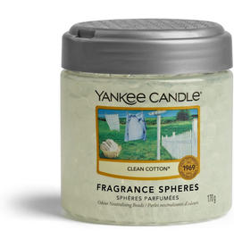 Yankee Candle Yankee Fragrance Sphere Clean Cotton