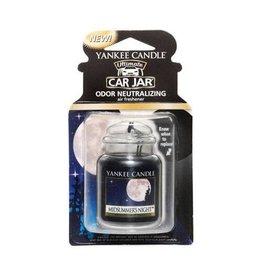 Yankee Candle Yankee Car Jar Ultimate Midsummer's Night