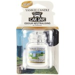 Yankee Candle Yankee Car Jar Ultimate Clean Cotton