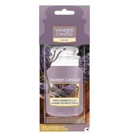 Yankee Candle Yankee Candle Car Air Freshener - Dried Lavender & Oak