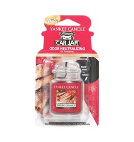 Yankee Candle Yankee Car Jar Ultimate Sparkling Cinnamon