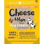 Zoon Zoon Hale & Hearty Ham & Cheese Grain Free 150g