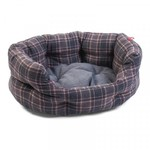 Zoon ZOON PLAID OVAL BED - S
